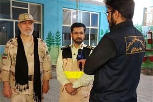 رفع نگرانی ها با وجود مرزبانان و تلاش برای تامین امنیت زائران