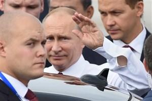ورود پوتین به ویتنام