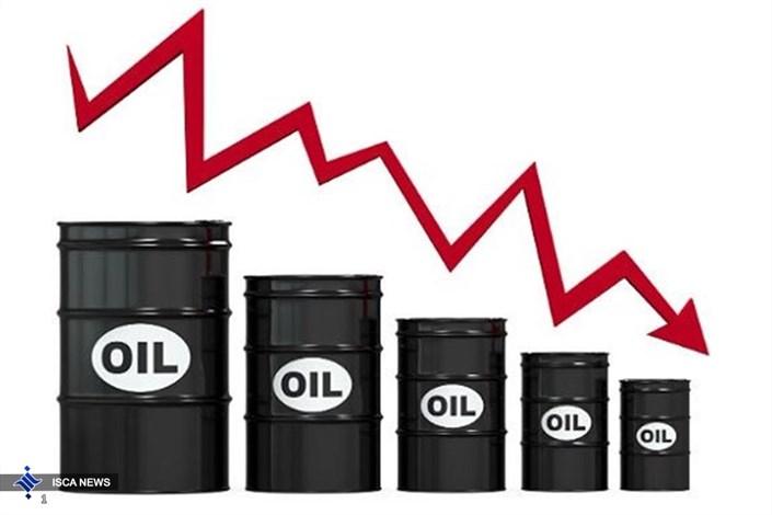 تداوم کاهش قیمت طلای سیاه در بازار جهانی/ سبد نفتی اوپک در کانال 63 دلاری