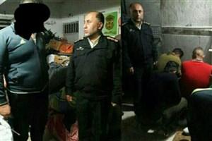 """دستگیری عاملین تیراندازی در """"دزدک"""" نوشهر"""