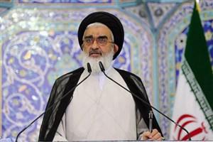 نهضت امام حسین(ع) در دنیا شناخته شده است/ به آمریکا اعتمادی نیست