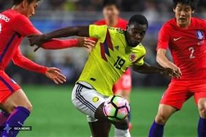 پیروزی کرهجنوبی مقابل هندوراس
