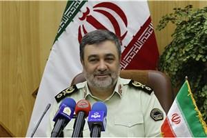 ارتباط ویدئو کنفرانس فرمانده ناجا با مرزهای سه گانه