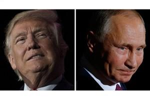توافق ترامپ و  پوتین بر سر بیانیه سوریه