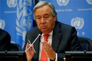 درخواست دبیرکل سازمان ملل برای مقابله جدی با تغییرات اقلیمی