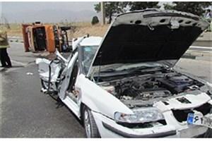۳ کشته و مجروح در سانحه رانندگی در آزاد راه ساوه_ همدان
