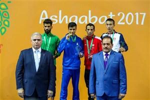 مدال نقره احمدی صفا در مسابقات جهانی کیک بوکسینگ واکو