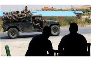 در اثر تیراندازی  به نیروهای ارتش  لبنان 5 نفرکشته شدند