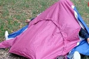 مرگ پدر و پسر جوان در چادر مسافرتی/ روشن کردن پیک نیک در چادر