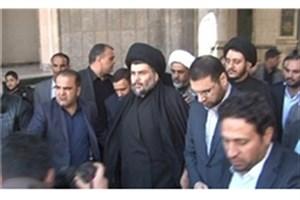 دیدار «مقتدی صدر»  با نخست وزیر عراق