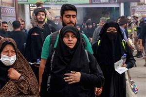 بیماری مشکوکی در بین زائران مشاهده نشد/ فعالیت موکب های ایرانی ادامه دارد