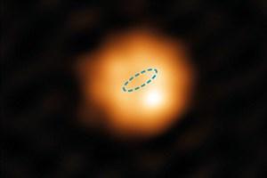 ستارهای که آینده خورشید را به تصویر میکشد