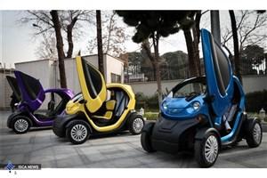 خودروهای الکتریکی تولید داخل از پرداخت مالیات معاف شدند