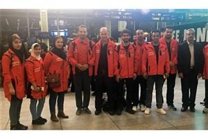 پایان کار کونگ فو کاران ایرانی با کسب 9 مدال رنگارنگ