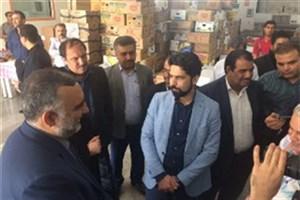 بازدید معاون فرهنگی از دو طرح پایتخت کتاب ایران