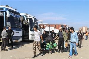 بیش از ۲۸۵ هزار نفر از مرز چذابه به کشور بازگشتهاند