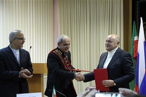 Isfahan University of Art & Kazan University Ink MoU