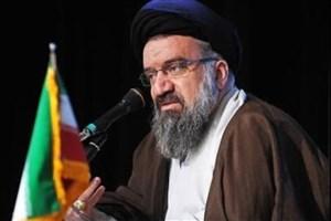 احمد خاتمی: صحبت از نقد معصومین، سخن نادرستی است