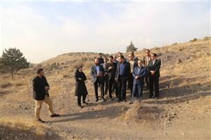 جانمایی و احداث  بزرگترین نیروگاه خورشیدی 150 کیلو واتی در تهران