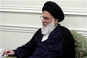 رئیس مجمع تشخیص مصلحت نظام درگذشت والده آیتالله مدرسی یزدی را تسلیت گفت