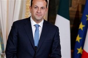 """نخست وزیر ایرلند: در مرحله کنونی برگزیت را """"وتو """" نخواهیم کرد"""