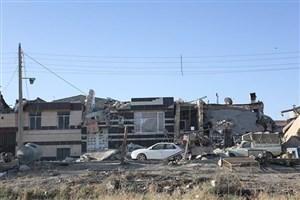 ترافیک فوق سنگین در دو محور منتهی به مناطق زلزله زده