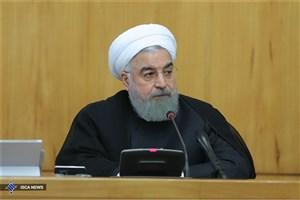 گزارش وزیر نیرو به روحانی درباره وضعیت آب و برق مناطق زلزله زده