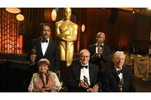 اهدا پنج اسکار افتخاری در مراسمی بی حاشیه