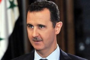 اسد: مقابله با تروریسم با همکاری دوستان ایرانی و روسی ادامه دارد
