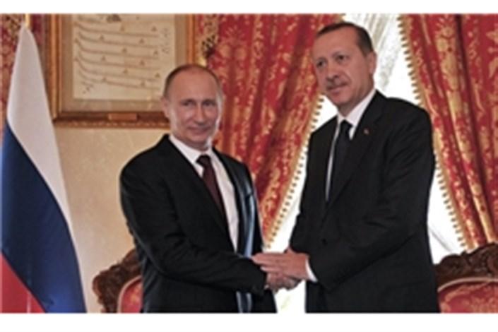 پوتین: روابط با ترکیه به صورت کامل برقرار شد