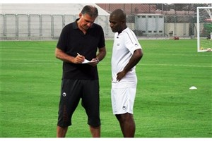 کروز: ۲ برابر حریفان کار میکنیم/ بازی با مراکش برای ما حکم فینال را دارد