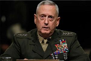 ماتیس: آمریکا فعلا قصد ترک سوریه را ندارد