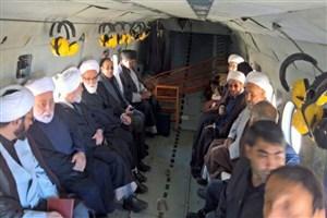 ورود هیاتی ویژه از سوی مقام معظم رهبری به مناطق زلزله زده کرمانشاه