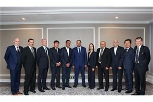 دادگان در جلسه کمیته جوانان AFC حاضر شد