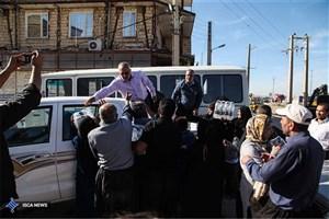 سرما امان زلزله زدگان را بریده است / وضعیت کمک رسانی به روستاها مناسب نیست