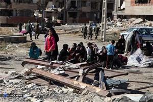 افزایش تعداد مصدومان زلزله کرمانشاه ؛  ۷۸۱۷ نفر