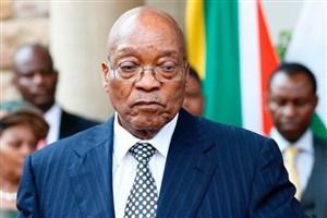 ابراز همدردی رییسجمهوری آفریقای جنوبی با بازماندگان زلزله ایران