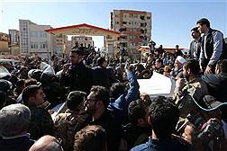 سفر دکتر روحانی به استان کرمانشاه