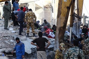 زلزله غرب ایران؛ مرگبارترین زلزله سال ۲۰۱۷