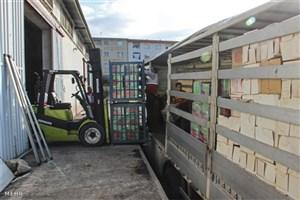 ارسال اولین محموله امدادی شرکت برق همدان به مناطق زلزله زده