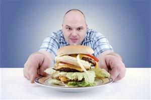سریع غذا خوردن ریسک بیماری قلبی و دیابت را افزایش می دهد