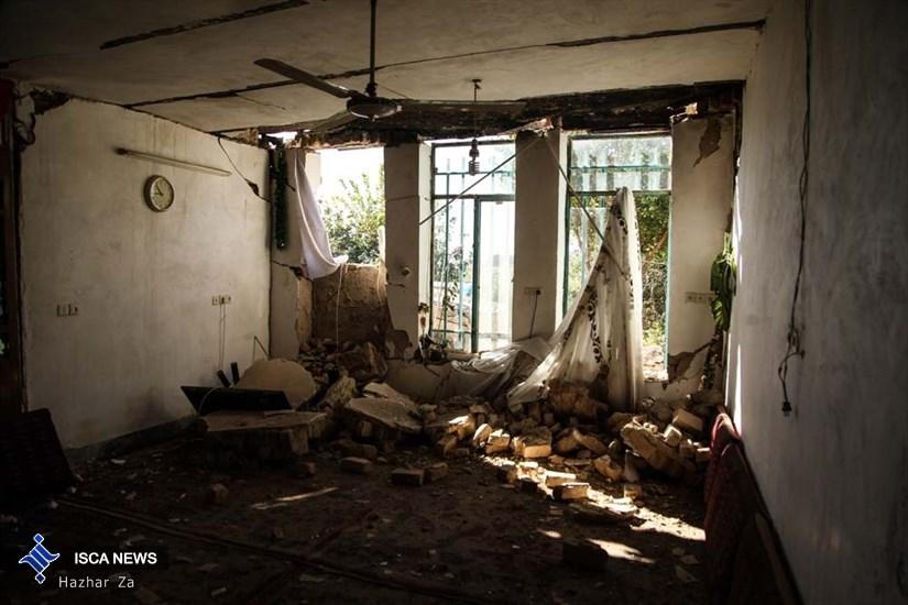 سومین روز از وضعیت زلزله زدگان  استان کرمانشاه