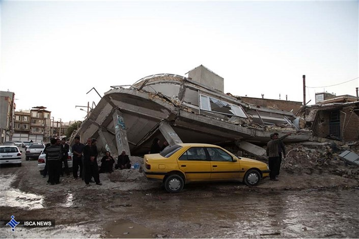 سومین روز از زلزله سر پل ذهاب {لطفا سه شنبه ظهر انتشار بدین }