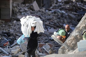 شمار کشتهها همچنان ۴۳۵ نفر/ پسلرزهها ادامه دارد
