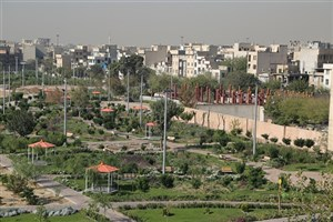 بوستان 7 هکتاری تبسم در مرکز تهران به زودی افتتاح می شود