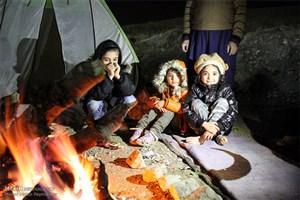 موکب هزار نفری خوزستان راهی مناطق زلزلهزده شد