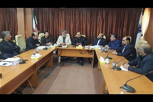 گردهمایی دانشجویان جدیدالورود شاهد و ایثارگر دانشگاه آزاد اسلامی اسلامشهر