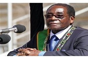 تماس تلفنی موگابه با همتای آفریقای جنوبی خود