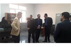 بازدید قائم مقام دانشگاه پیام نور از مرکز یاسوج