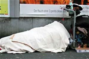 افزایش 33 درصدی بی خانمان ها در آلمان